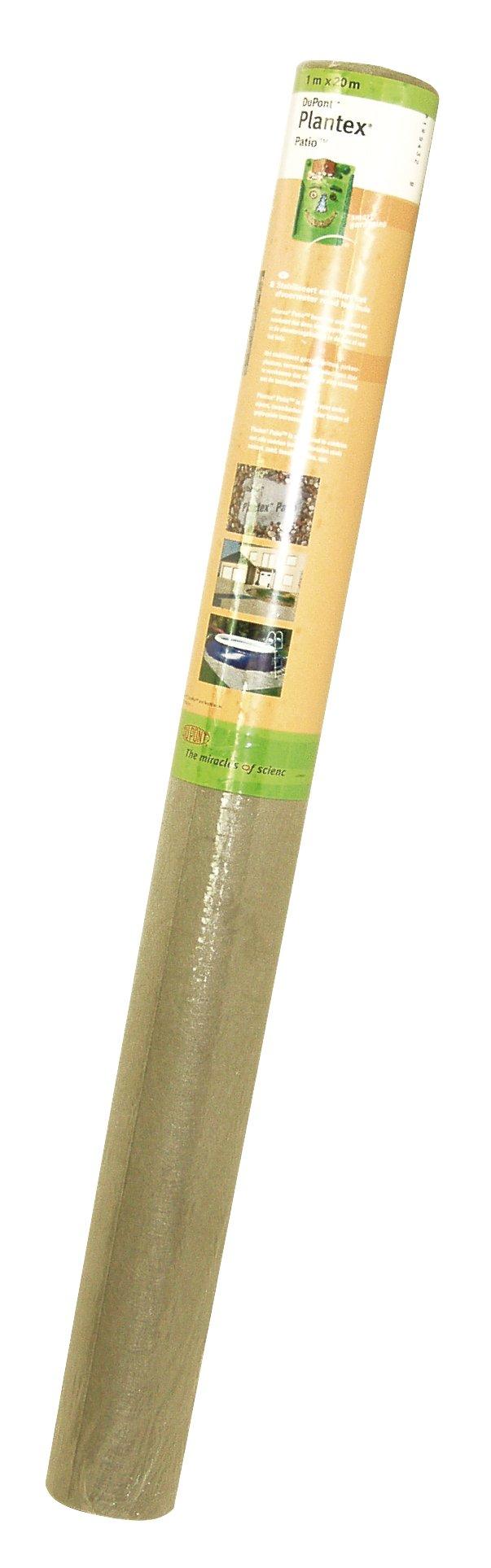 Plantex® Patio - Filter- und Stabilisierungsvlies 1,0 x 20 m