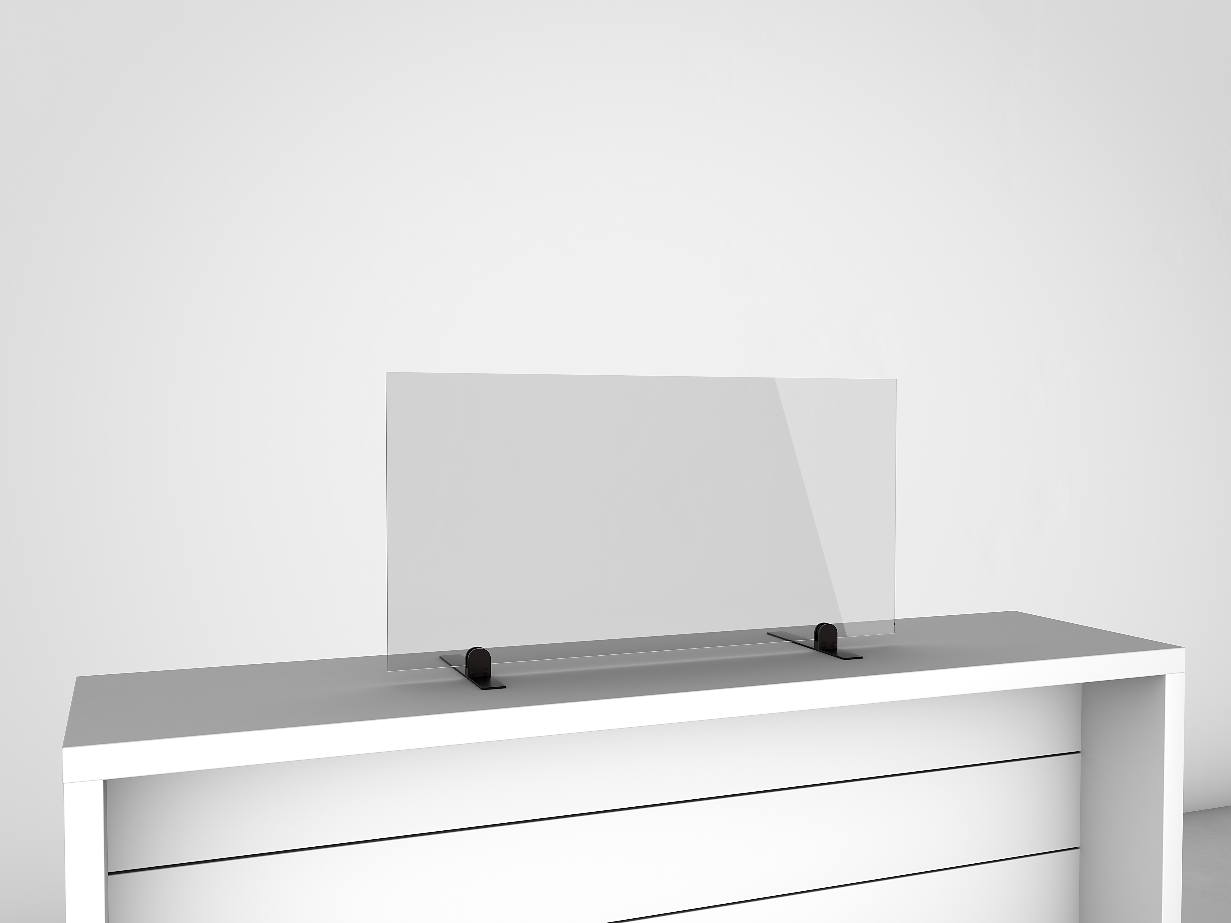 Gutta Spuckschutzwand Premium 1000 x 500 x 6 mm