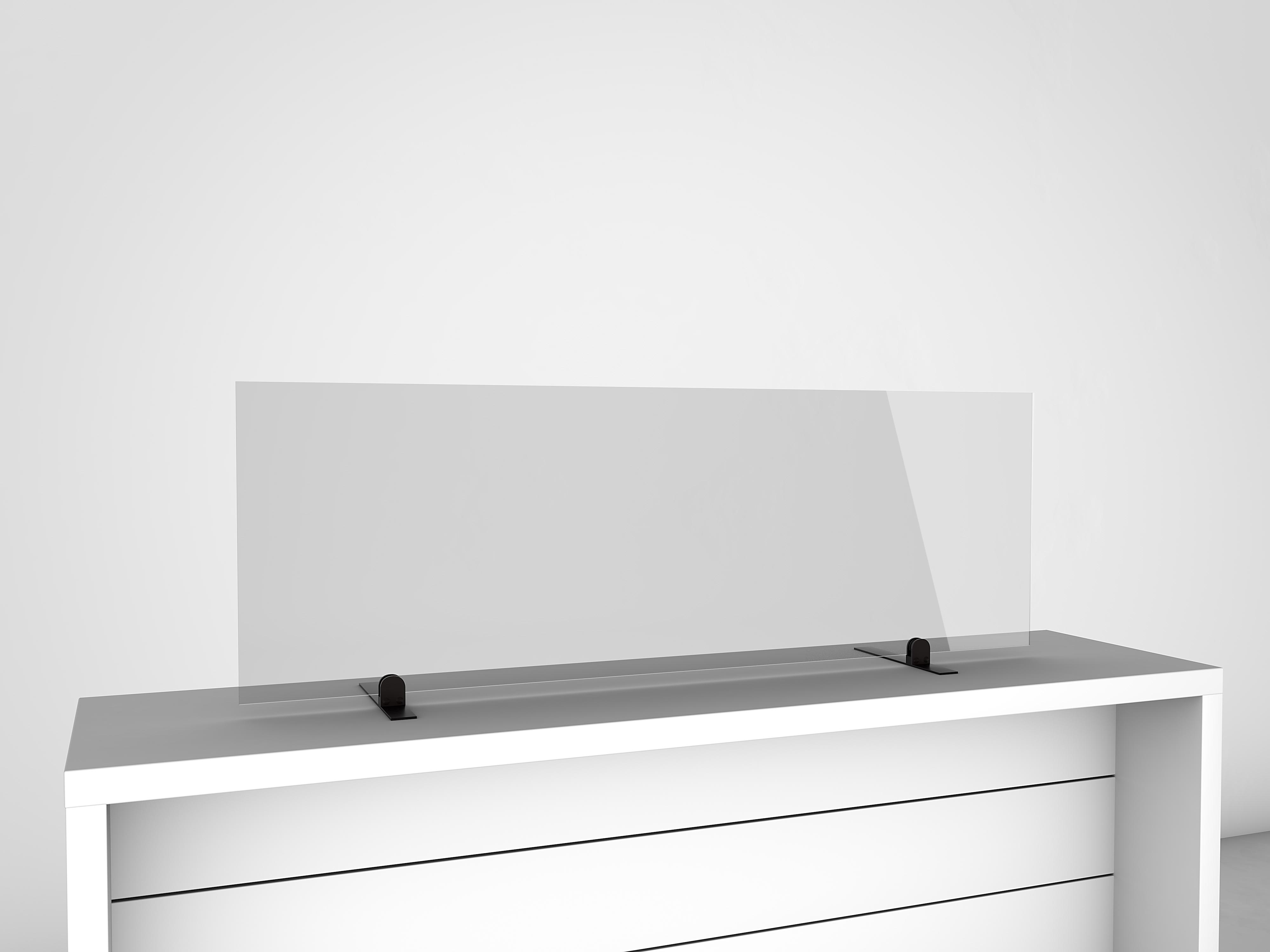Gutta Spuckschutzwand Premium 1500 x 500 x 4 mm