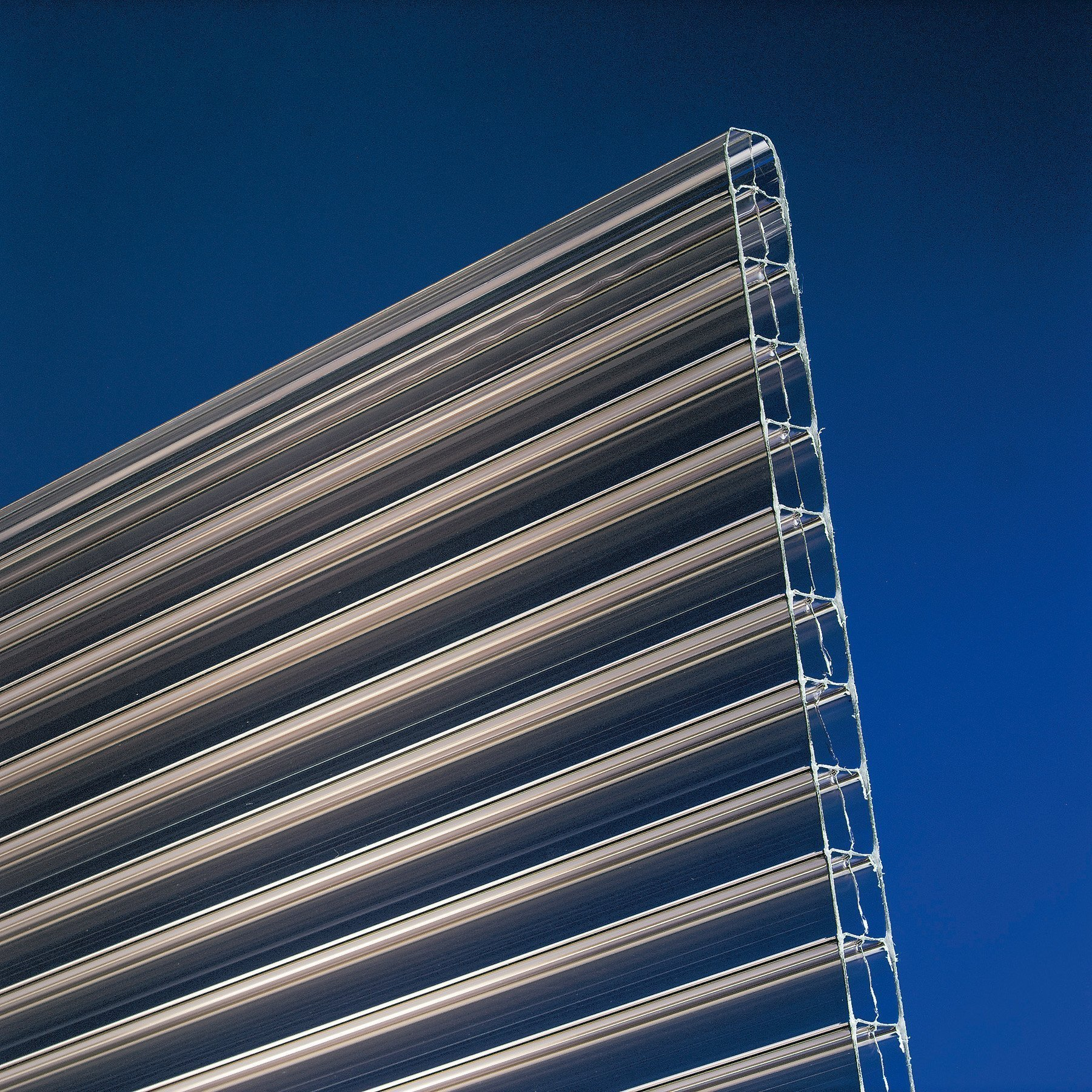Polycarbonat Stegplatten 16 mm klar