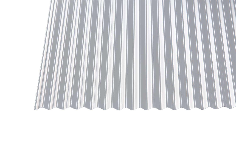 PVC Wellplatten Micro-Sinus 32/9 klar