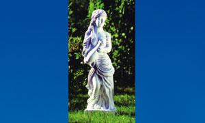 Skulptur Helena 75 cm 9046