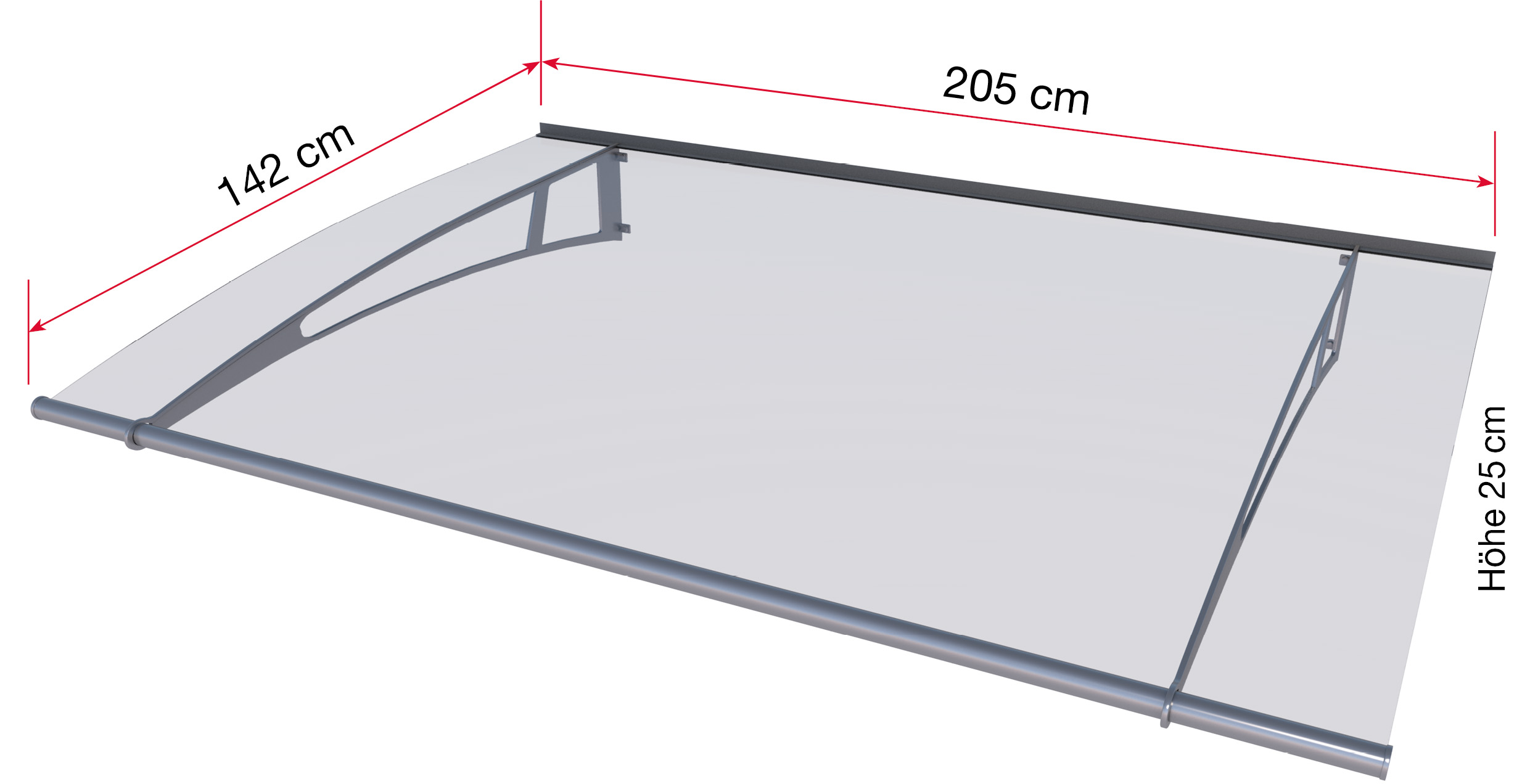 Pultvordach PT/XL
